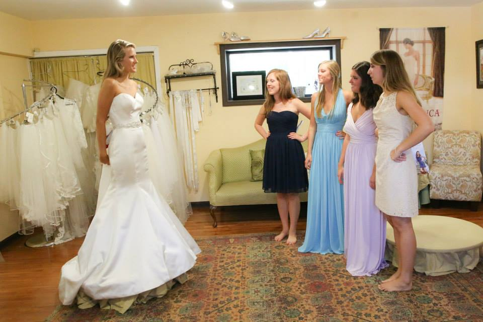 Bridesmaids Consult By Katherine Willingham I Do Bridal
