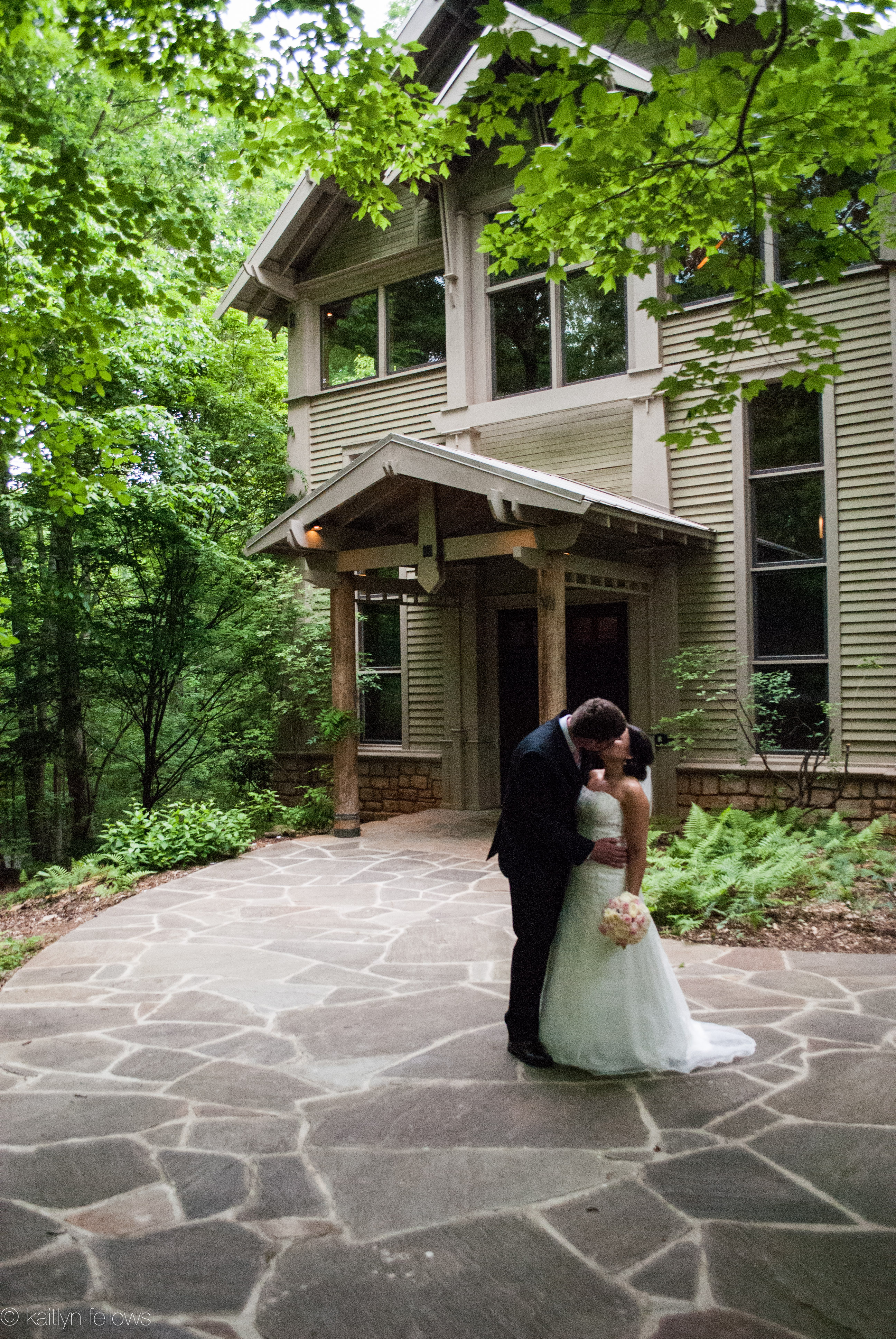 Day Chapel At The State Botanical Gardens A Hidden Athens Wedding
