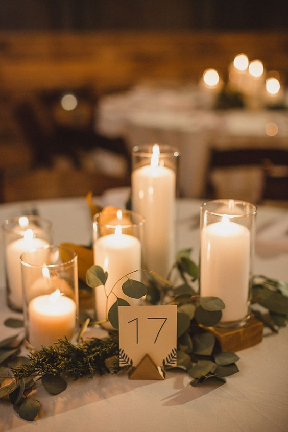 10 Creative Centerpieces for a Wedding in Athens | Weddings in Athens