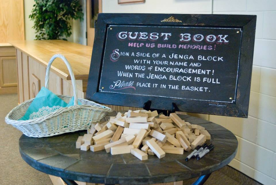 Creative Guest Book Ideas For Your Athens Ga Wedding
