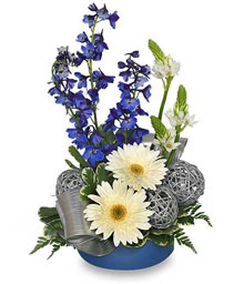 Flowerland Beautiful Flower Arrangements for Your Athens #1: fsn silver bells arrangement 169 211