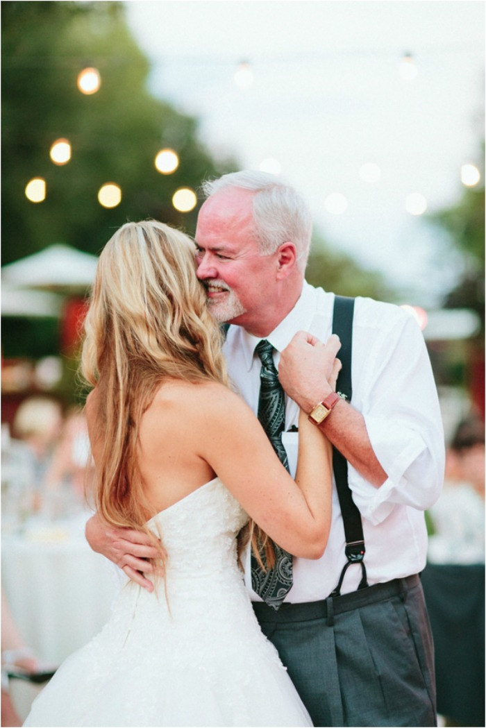 Father Daughter Dance Songs For Your Southern Wedding