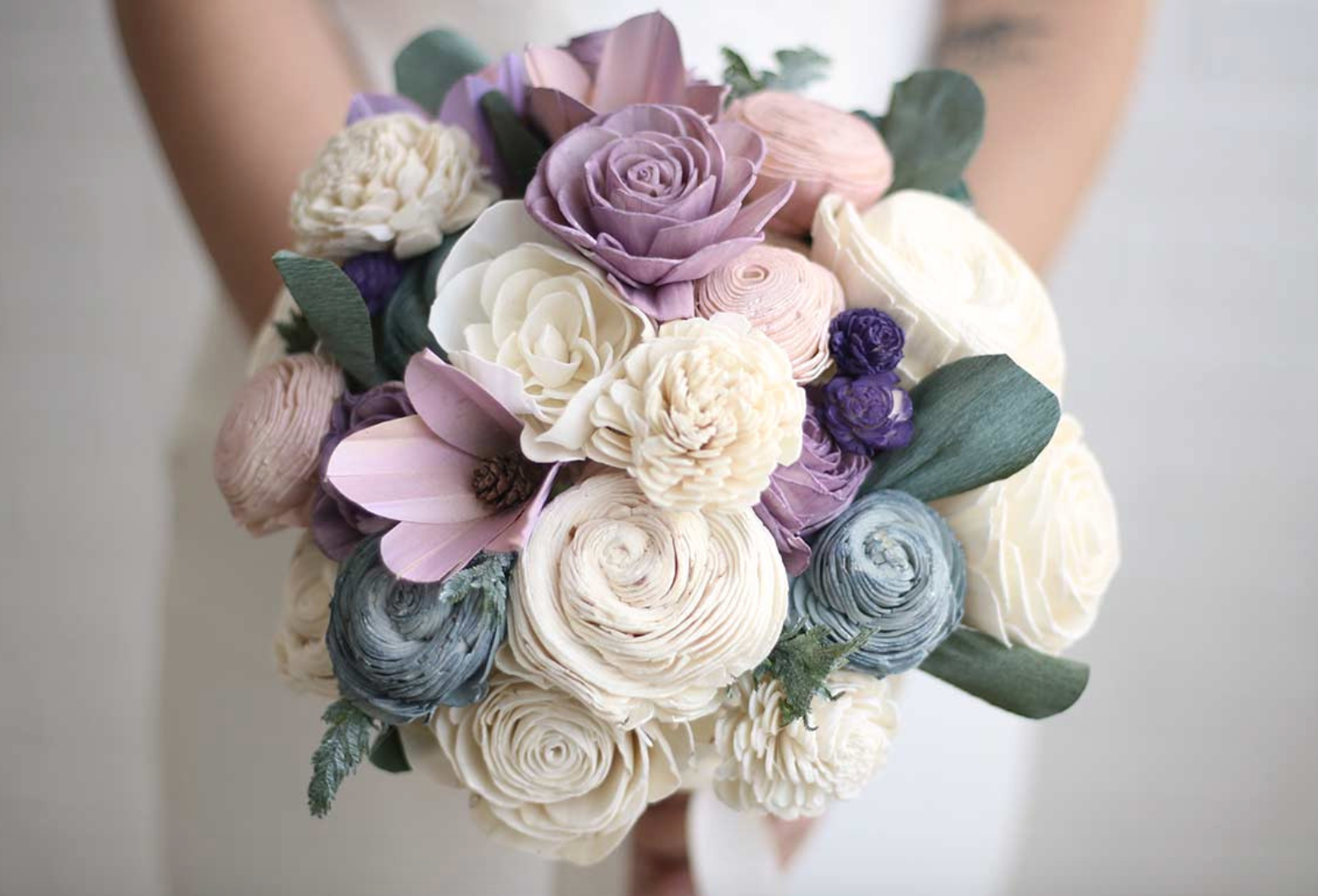 paper-flowers-everlasting-bouquet