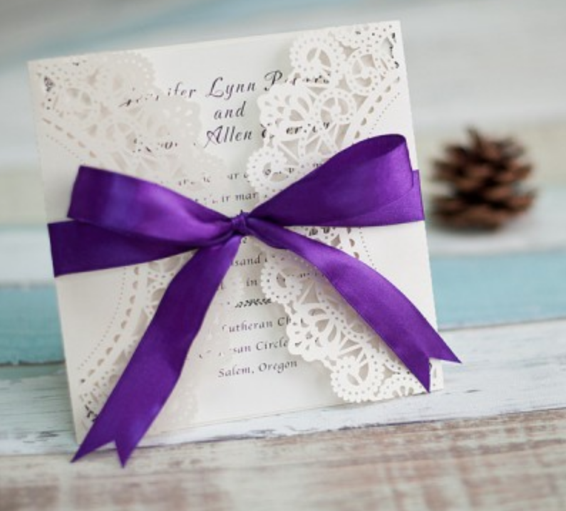Photo from Elegant Wedding Invites
