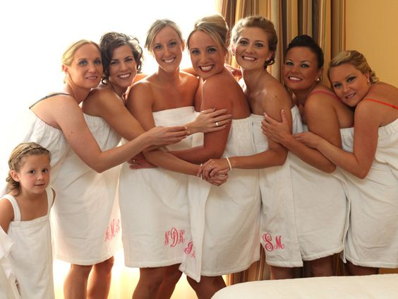 Bachelorette Party Spa Day