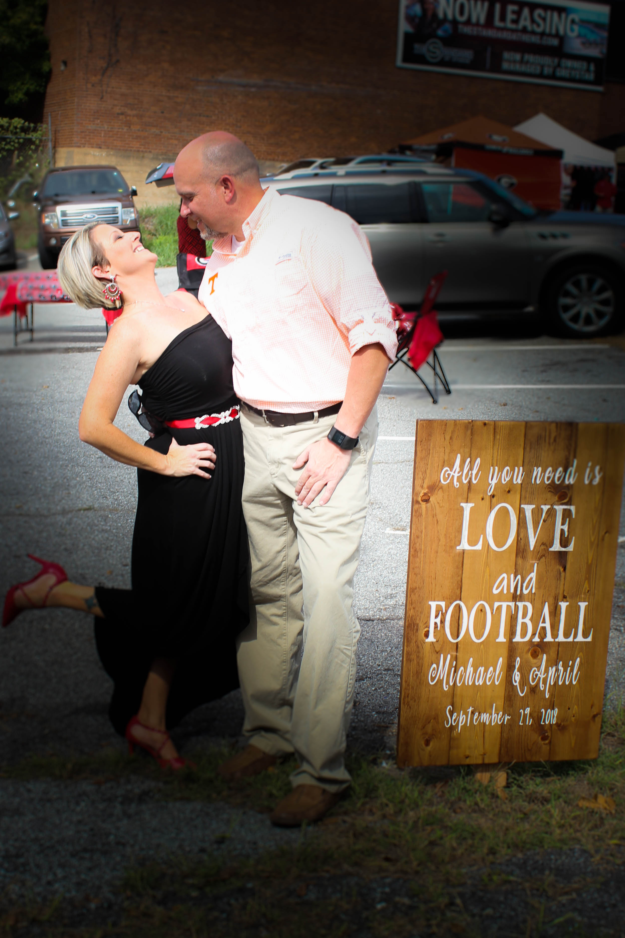 Tailgate Weddings: Have yours right here in Athens