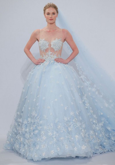 Blog 1 Blue Wedding Dress